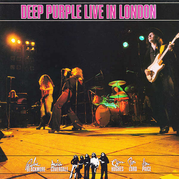 DEEP PURPLE Live in London