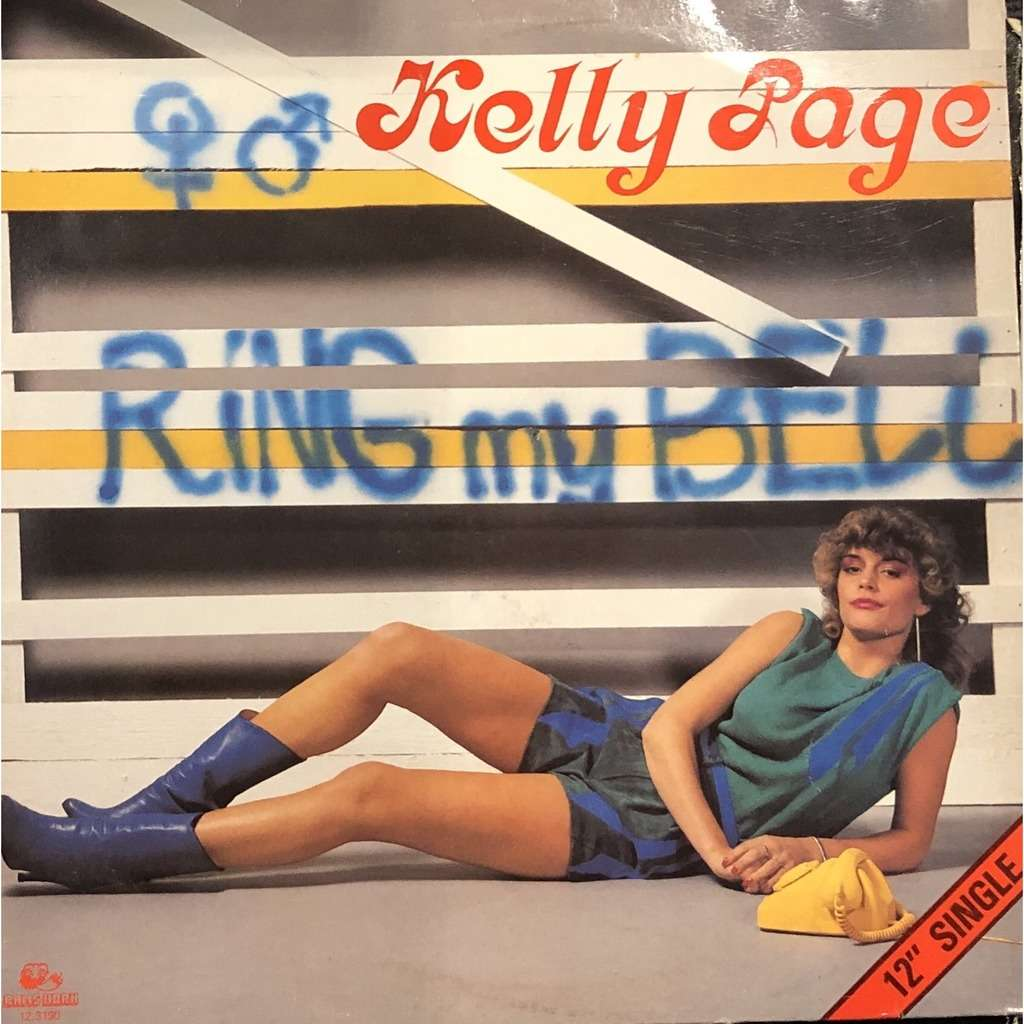 Kelly Page Ring My Bell