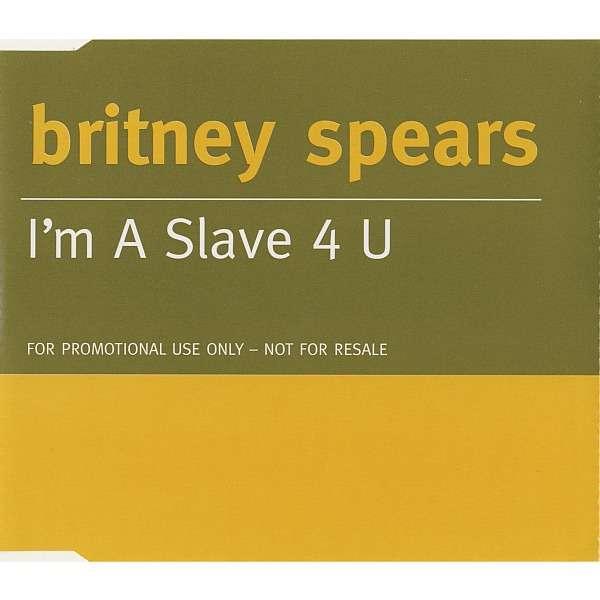 britney spears I'm A Slave 4 U - promo