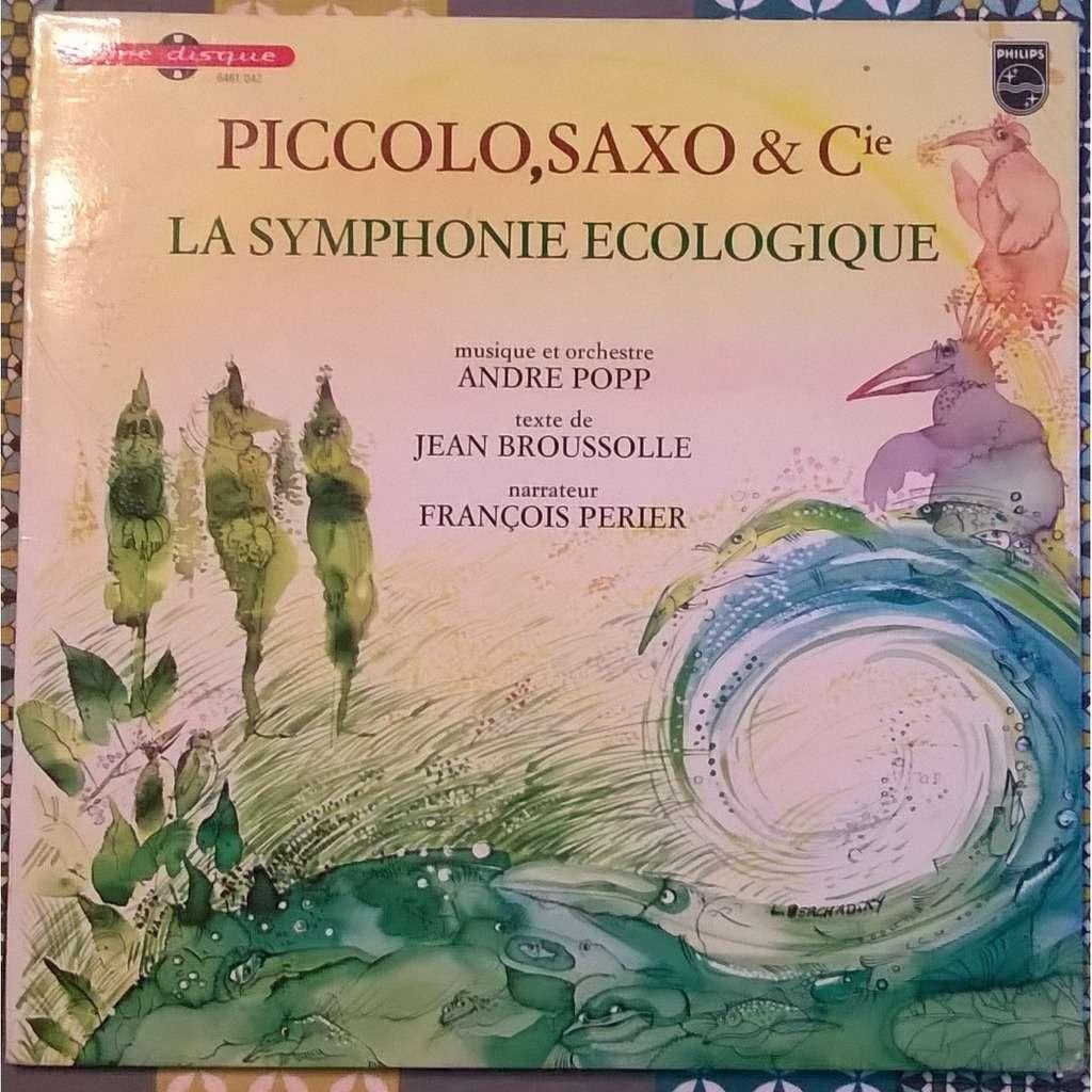 André Popp Piccolo, Saxo & Cie - La Symphonie Écologique