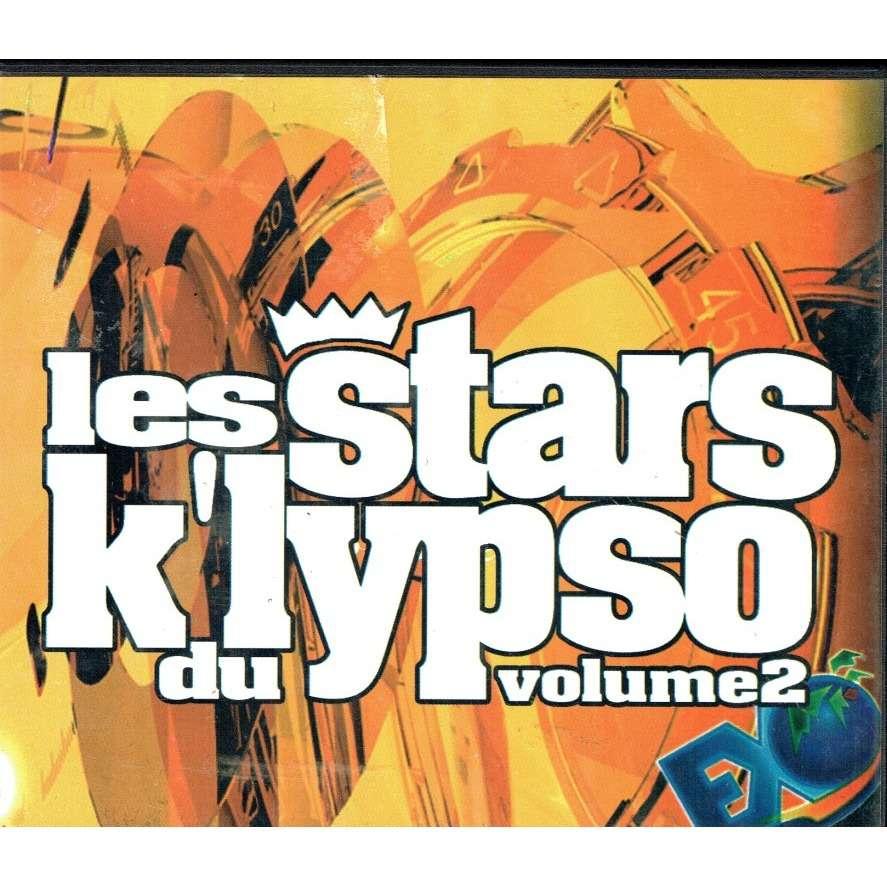 LES STARS DU K'LYPSO VOLUME 2