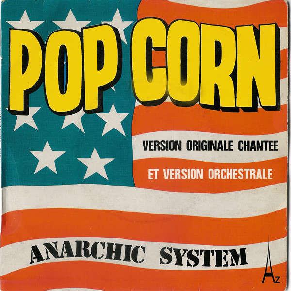 anarchic system Pop Corn (Vocal) / Pop Corn (Instrumental)