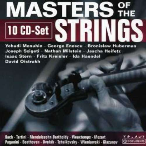 Various Masters of the Strings