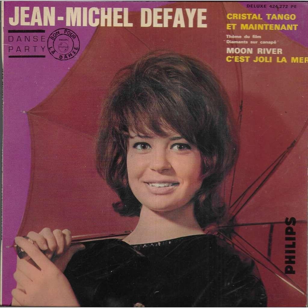 Jean-Michel DEFAYE et son orchestre Cristal tango