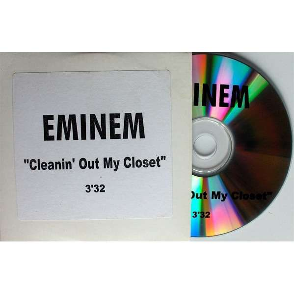 eminem CLEANIN' OUT MY CLOSET