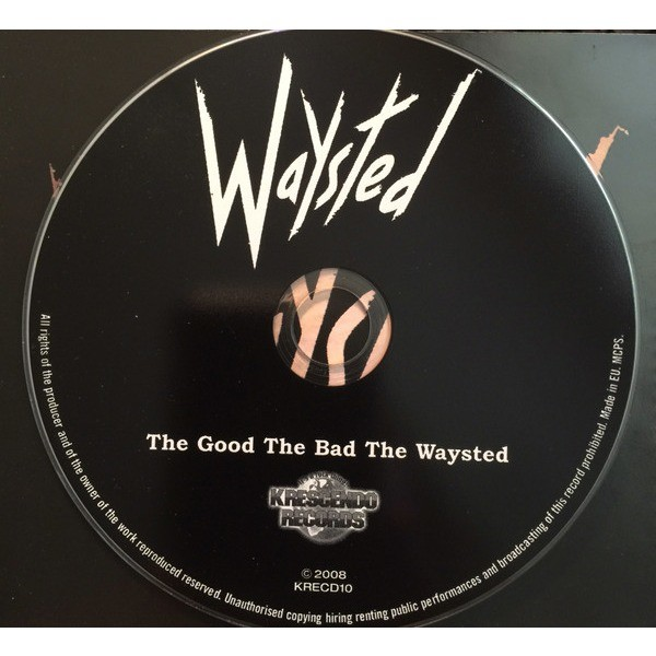 Waysted The Good The Bad The Waysted (incl. 6 bonuses)