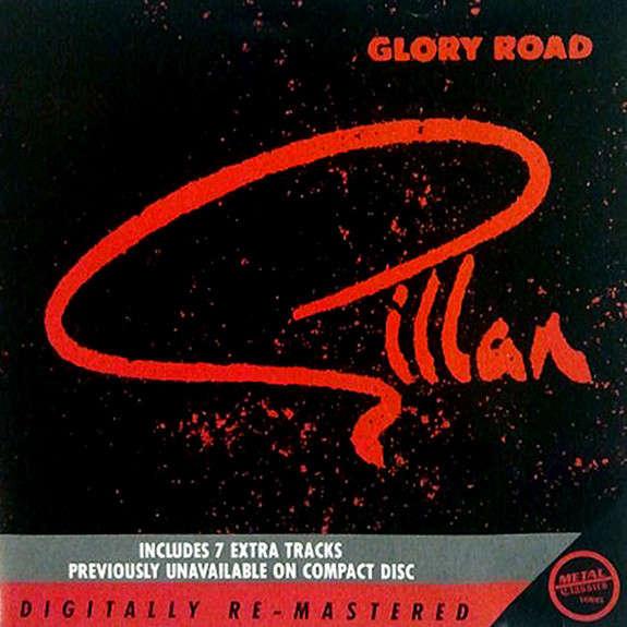 Gillan Glory Road (16 tracks)
