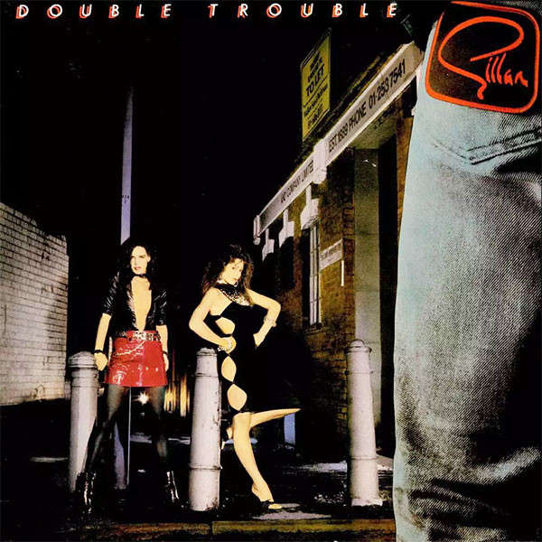 Gillan Double Trouble (14 tracks)
