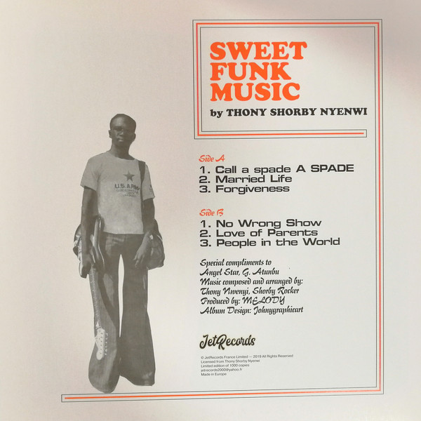 Thony Shorby Nyenwi Sweet Funk Music (afro/breaks)