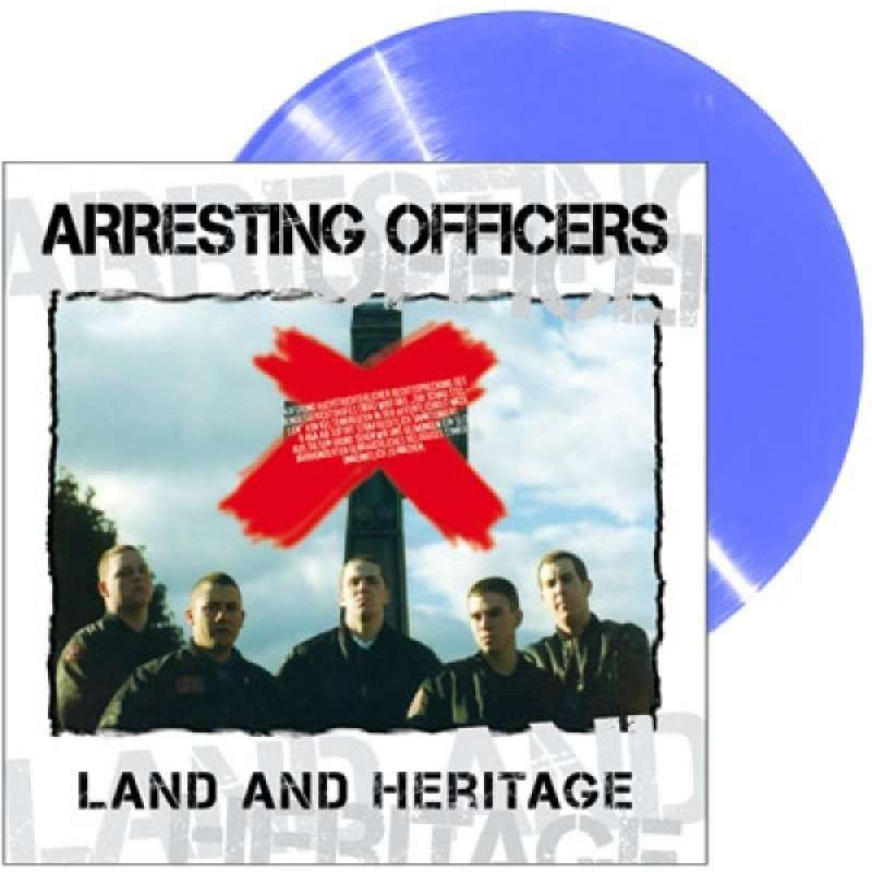 Arresting Officers Land And Heritage