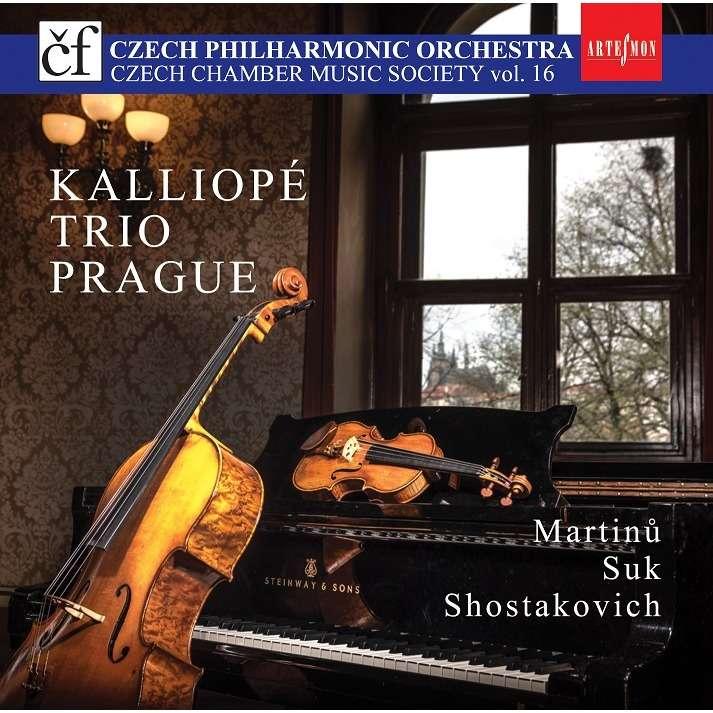 Kalliopé Trio Prague Trios avec piano