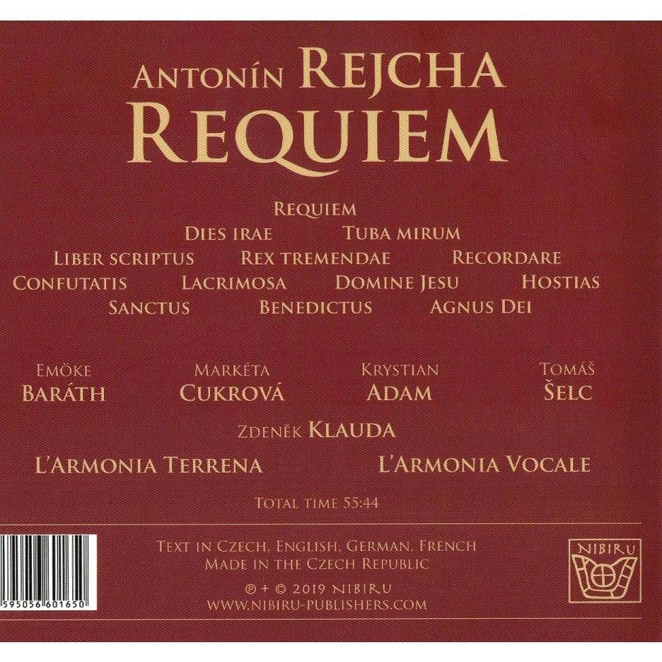 Antonín Reicha REQUIEM (Missa pro Defunctis)