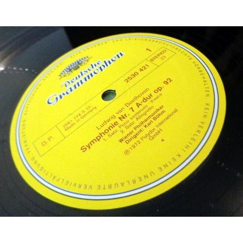 KARL BOHM & WIENER PHILHARMONIKER BEETHOVEN Symphonie n°7