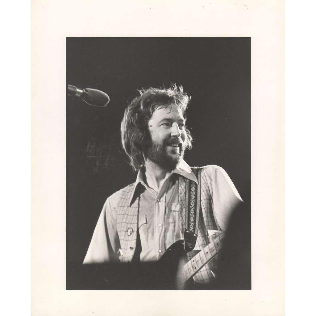 Eric Clapton Eric Clapton #1 (UK 1982 original 'London Features' promo photo by Charlyn Zlotnik !!)