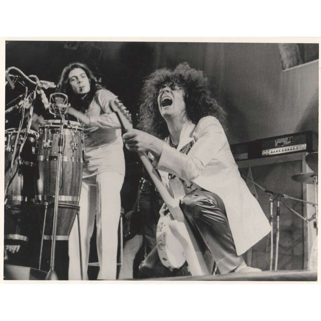 T.Rex T.Rex (usa 70s original 'london features' promo photo!!)