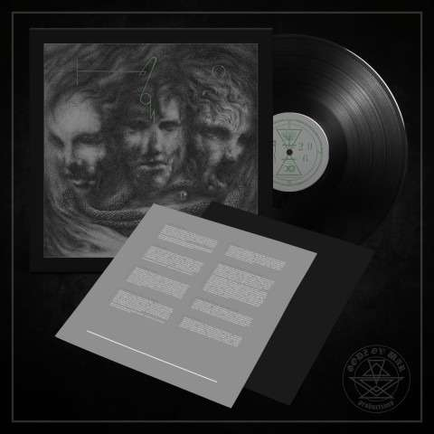 CORPSE GARDEN IAO 269 Black Vinyl