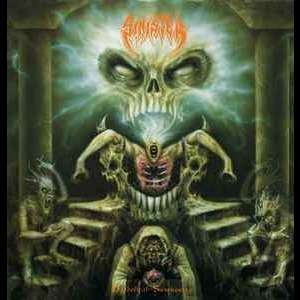 SINISTER Diabolical summoning. Haze Vinyl