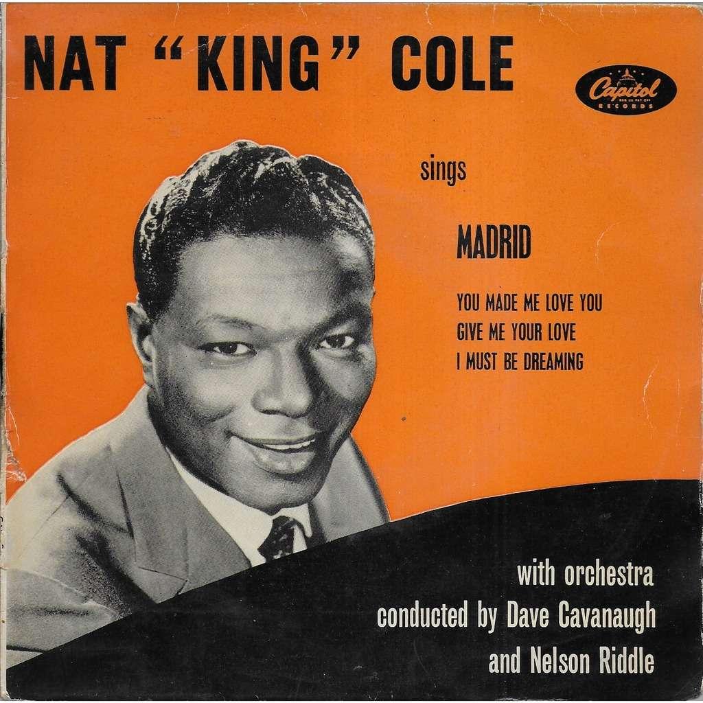 Nat 'King' COLE Madrid