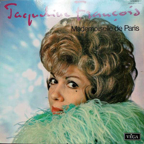 Jacqueline François Mademoiselle de Paris