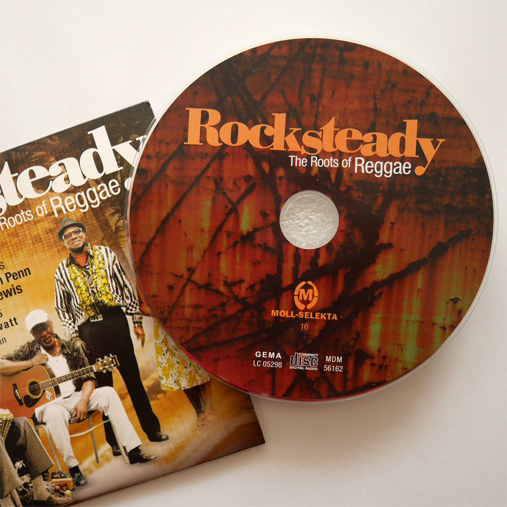 Various Rocksteady The Roots Of Reggae