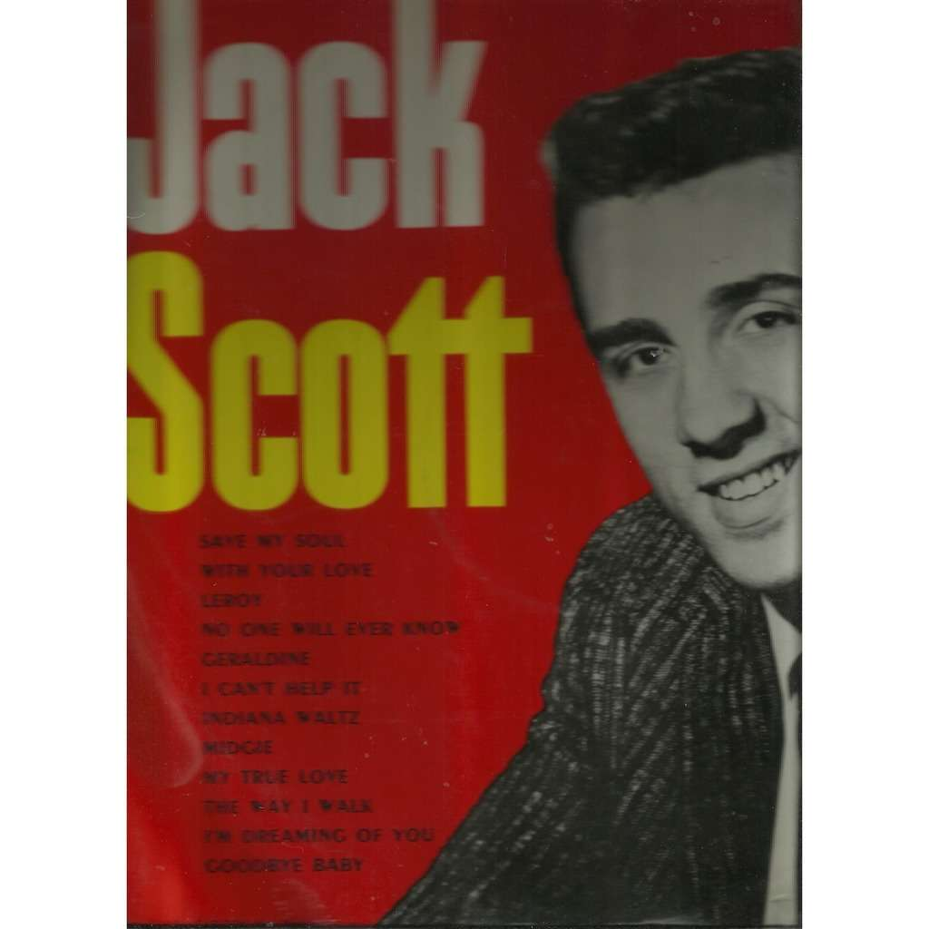 jack scott lp london
