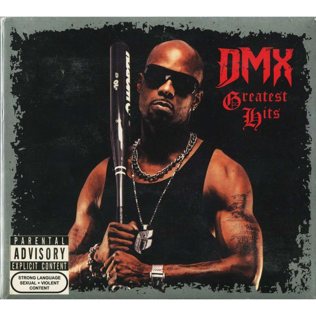 DMX Greatest Hits (2008) 2CD Digipak / New & Factory-Sealed - Ultra-rare & out of print