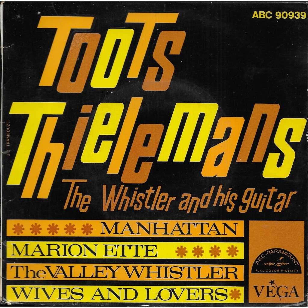 Toots THIELEMANS Manhattan