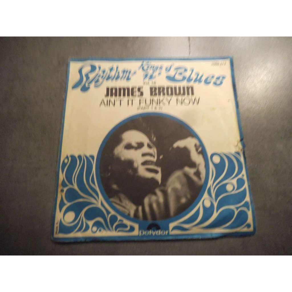 james brown AIN'T IT FUNKY NOW (part 1 ) / AIN'T IT FUNKY NOW (part 2 )