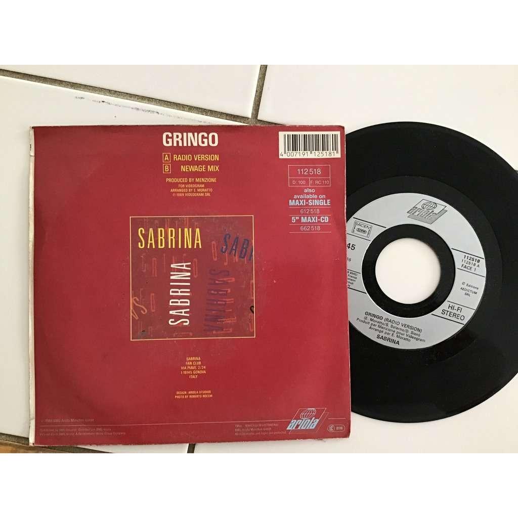 SABRINA GRINGO 2 VERSIONS