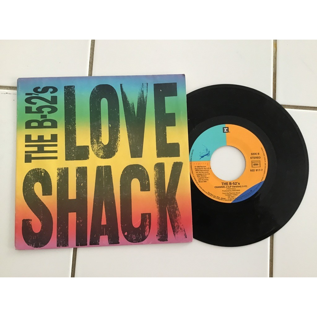 the b-52's Love Shack