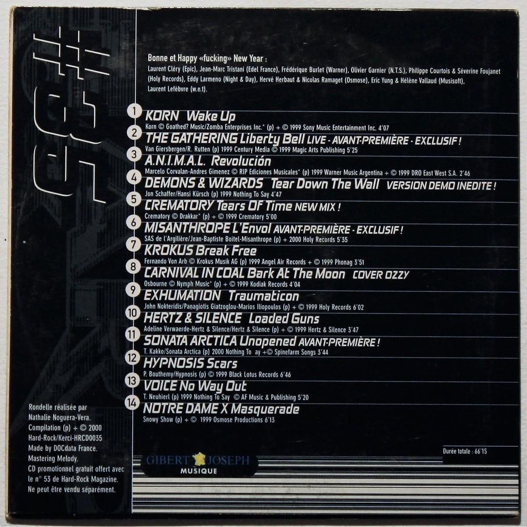 Various Hard Rock #35