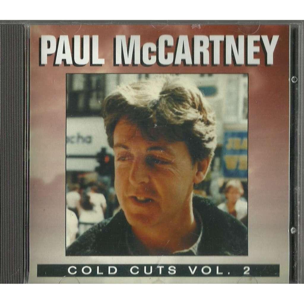 paul mccartney cold cuts vol 2