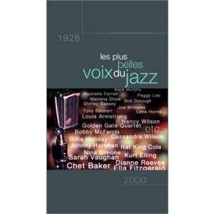 Compilation Les plus belles voix du Jazz 1928 - 2000