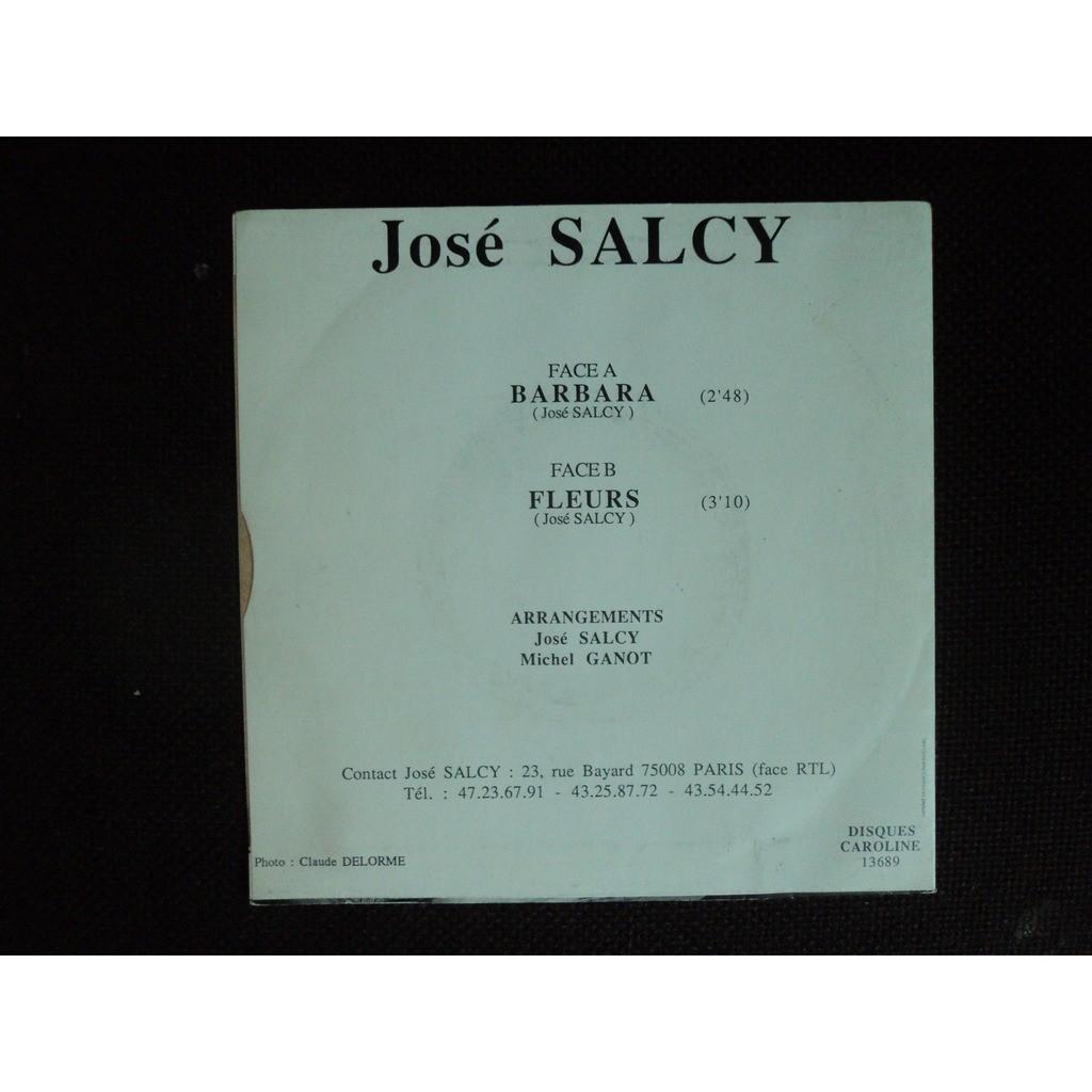 JOSE SALCY barbara