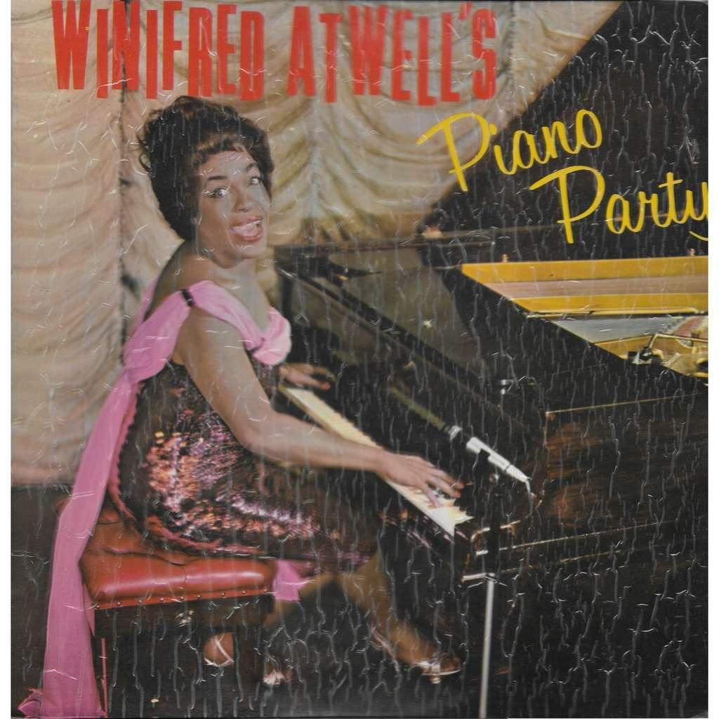 Winifred ATWELL piano jazz Piano Party
