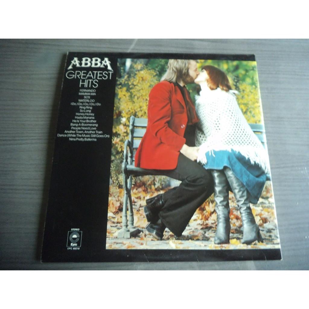 ABBA ABBA GREATEST HITS
