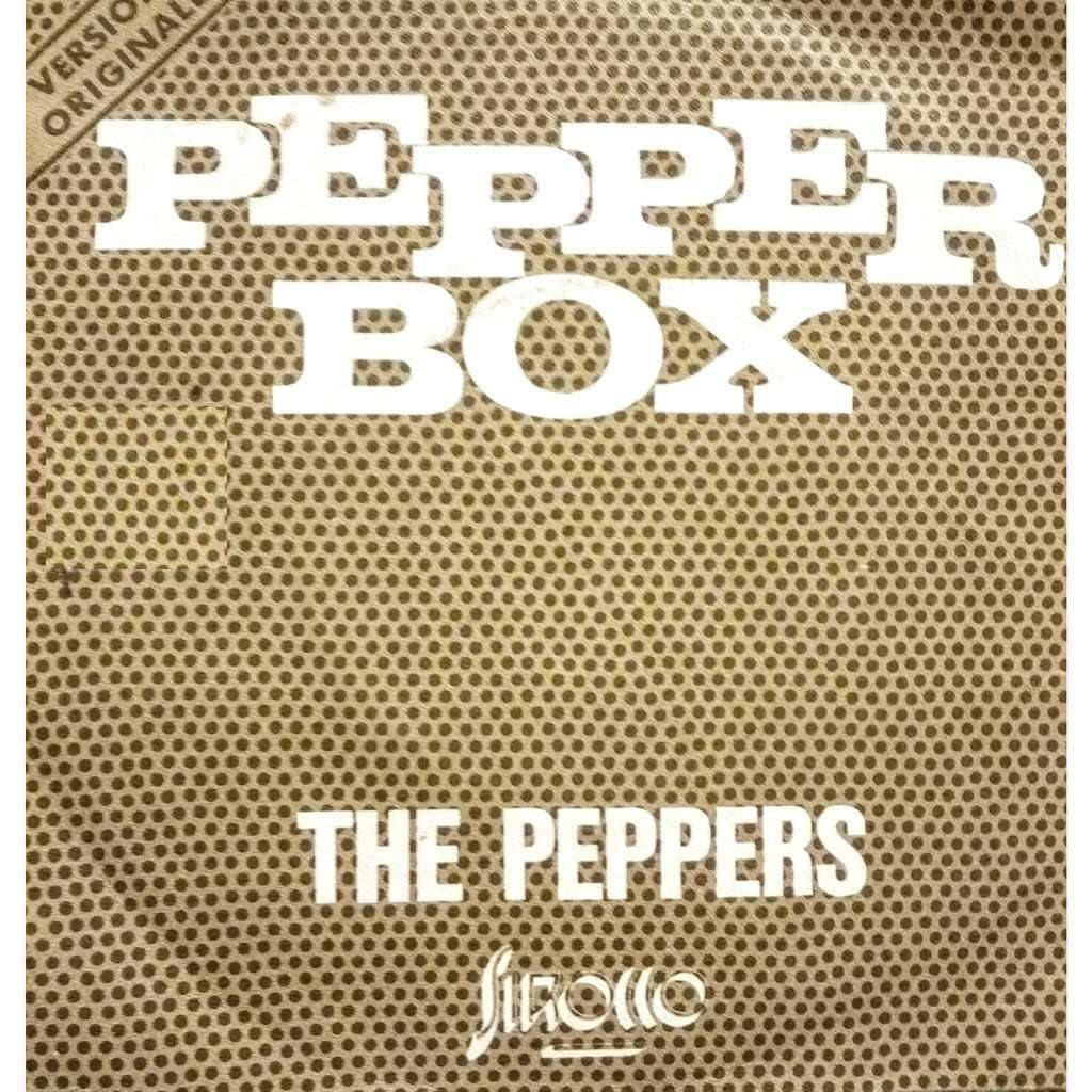 The Peppers Pepper Box