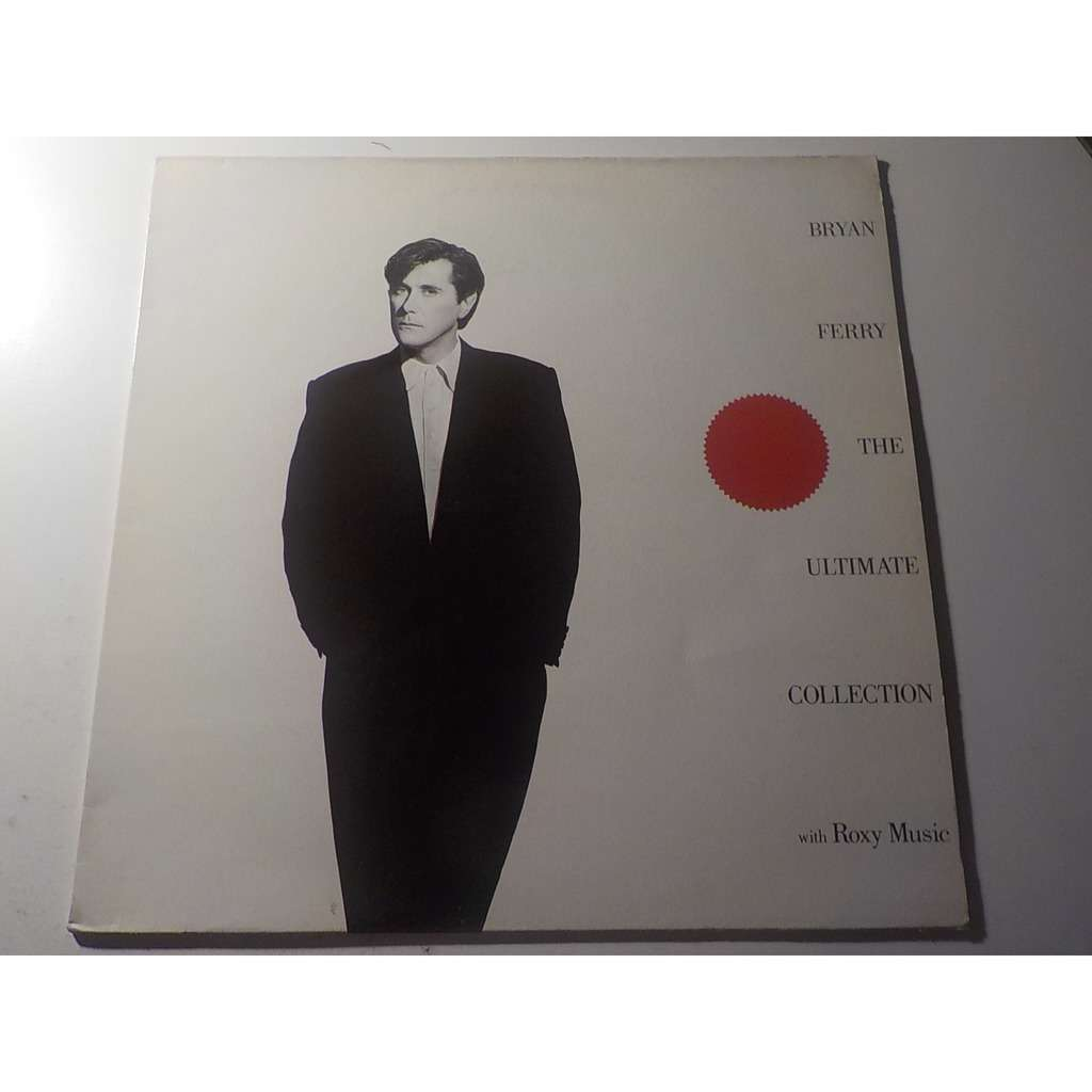 bryan ferry the ultimate collection with roxy music