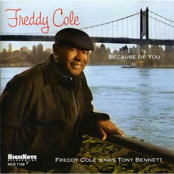 COLE FREDDY BECAUSE OF YOU
