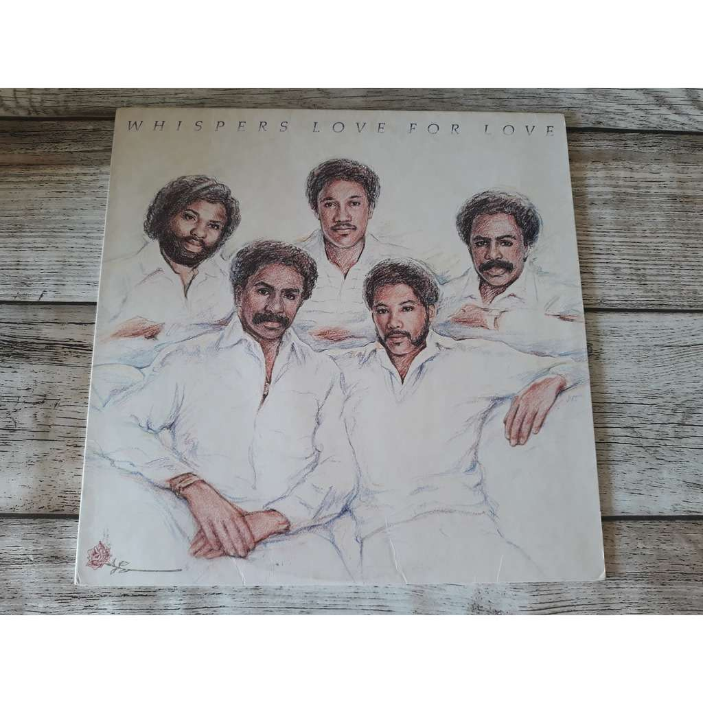 Whispers* - Love For Love (LP, Album) Whispers* - Love For Love (LP, Album)