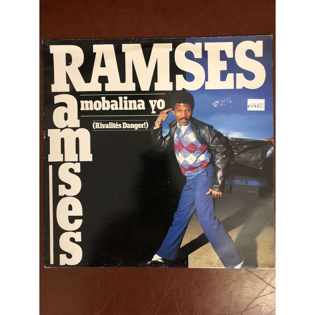 Ramses mobalina yo (Rivalités Danger!)