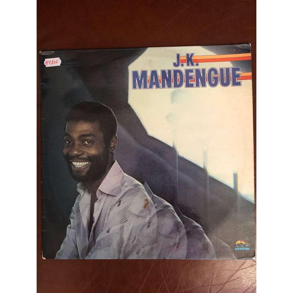 J. K. Mandengue J. K. Mandengue