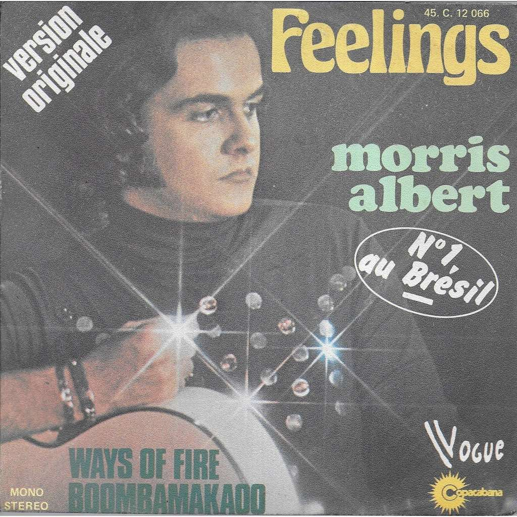 Morris ALBERT Feelings