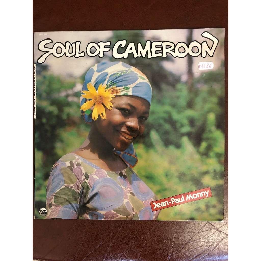 Jean-Paul Monny Soul of Cameroon