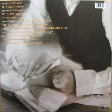 David Bowie Heathen (UK 2002 Ltd 12-trk Cd unique stickered 'LP-sized gatefold cover' ps)