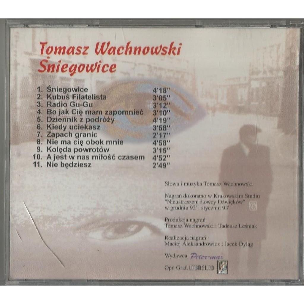 TOMASZ WACHNOWSKI Sniegowice (Polish Folk)