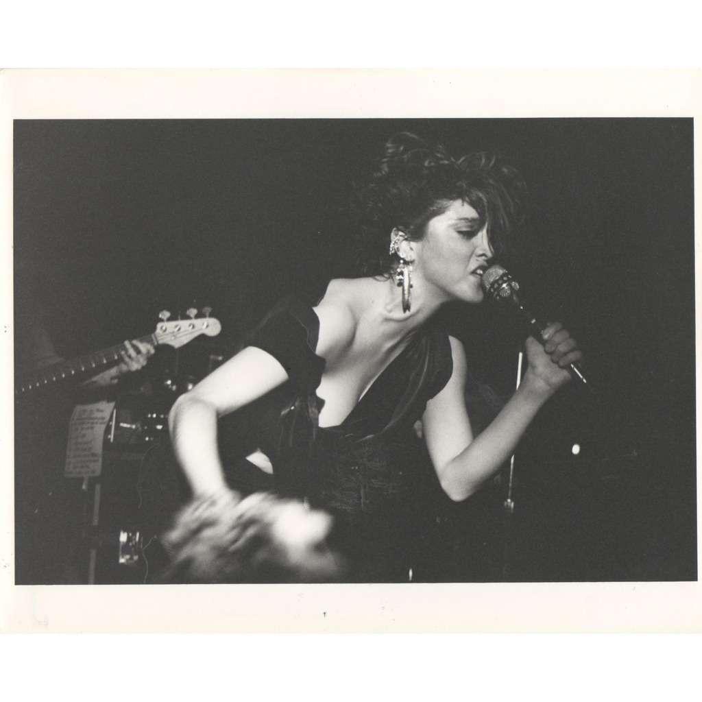 Madonna Madonna (Usa 80s original 'London Features' promo live photo by George Dubose')