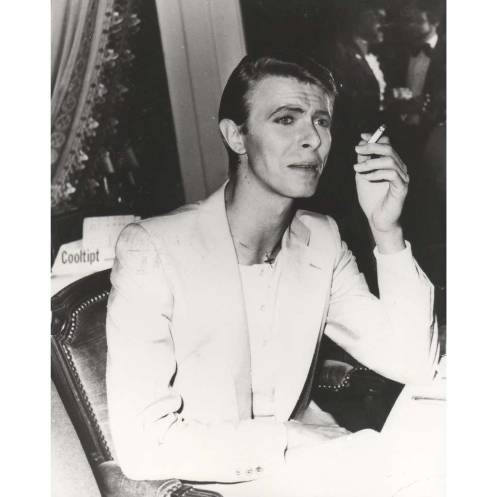 David Bowie David Bowie #4 (USA late 70s original 'London Features' promo photo !!)