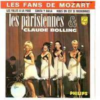 LES PARISIENNES & claude bolling LES FANS DE MOZART