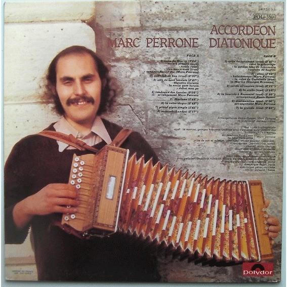 MARC PERRONE accordéon diatonique
